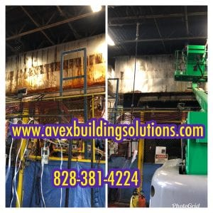 AVEX Textile Machine Cleaning