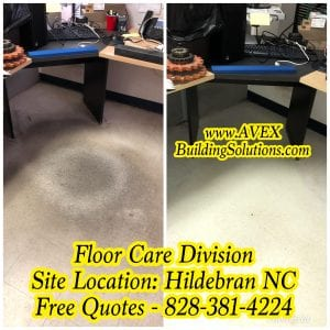 AVEX Strip and Wax Services