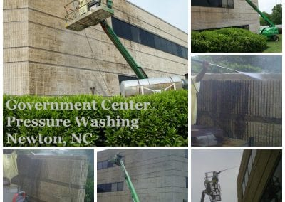AVEX Commercial Window Cleaning Government Building