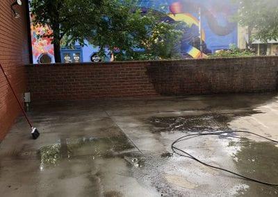 AVEX Pressure Washing Brick
