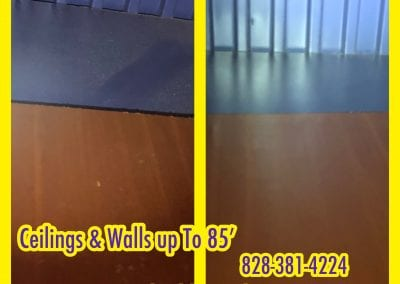 AVEX Commercial Wall Cleaning