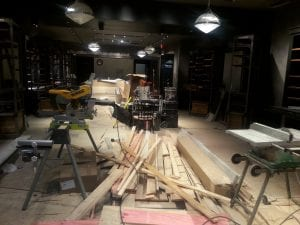 AVEX Construction Cleanup