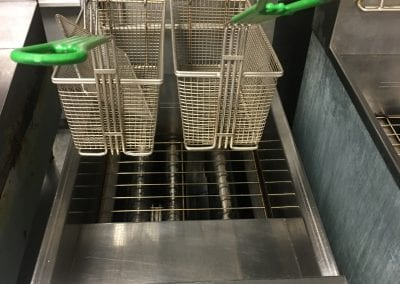 Fryer Cleaning Service AVEX