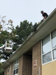 AVEX Gutter and Soffit Cleaning