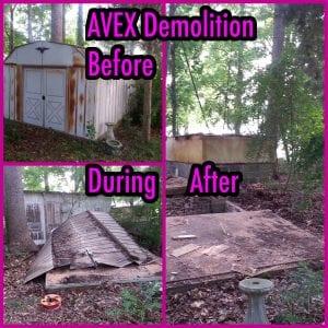 AVEX Light Demolition