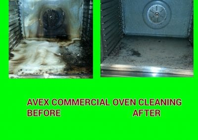 Restaurant Stove Cleaning AVEX